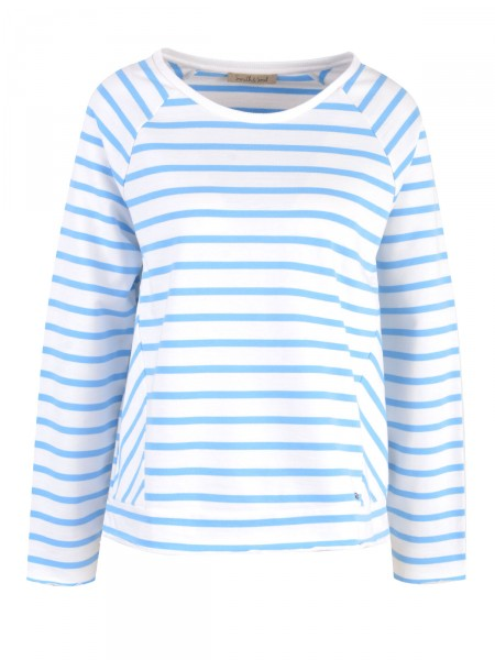 SMITH & SOUL Damen Pullover, hellblau