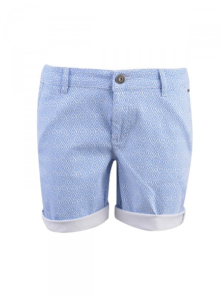 SMITH & SOUL Damen Shorts, blau