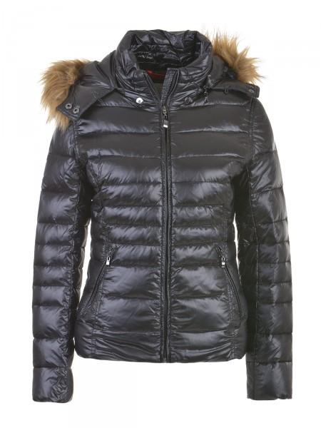 MILANO ITALY Damen Jacke, schwarz