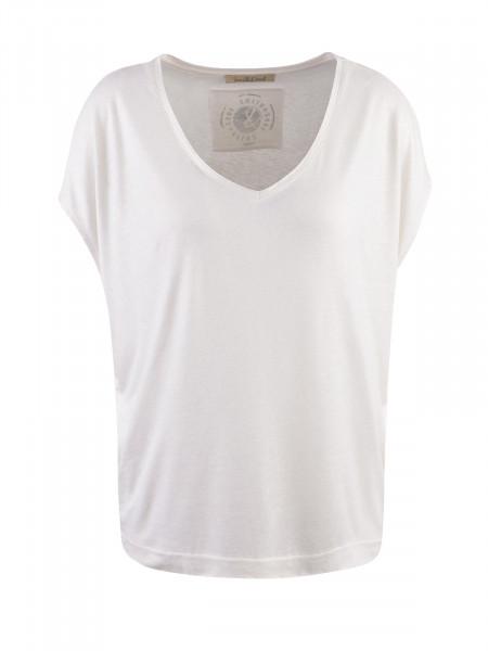SMITH & SOUL Damen T-Shirt, creme