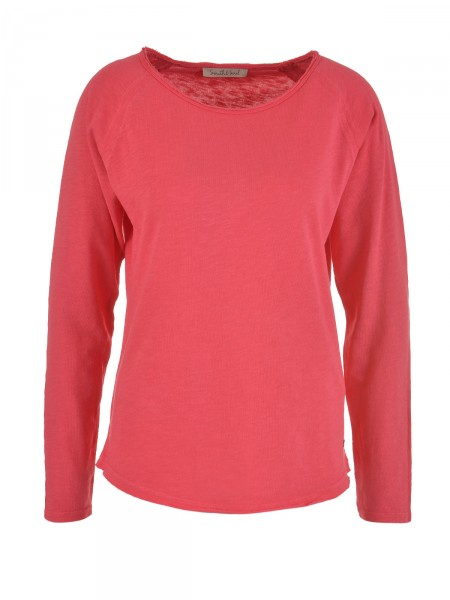 Smith-Soul-Damen-Sweatshirt-0218-1013-rot-1