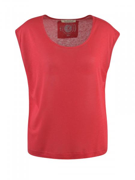 SMITH & SOUL Damen T-Shirt, rot