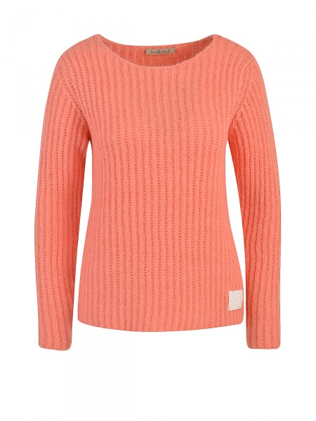 SMITH & SOUL Damen Pullover, orange