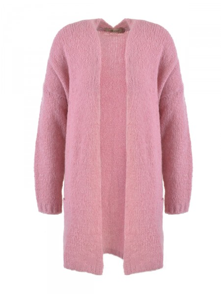 SMITH & SOUL Damen Cardigan, rosa