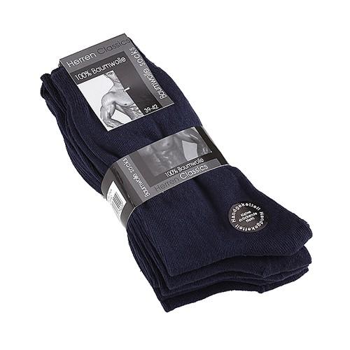 """HERREN CLASSICS 5er-Pack Socken """"70094"""", blau"""