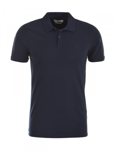 JACK & JONES Herren Poloshirt, navy
