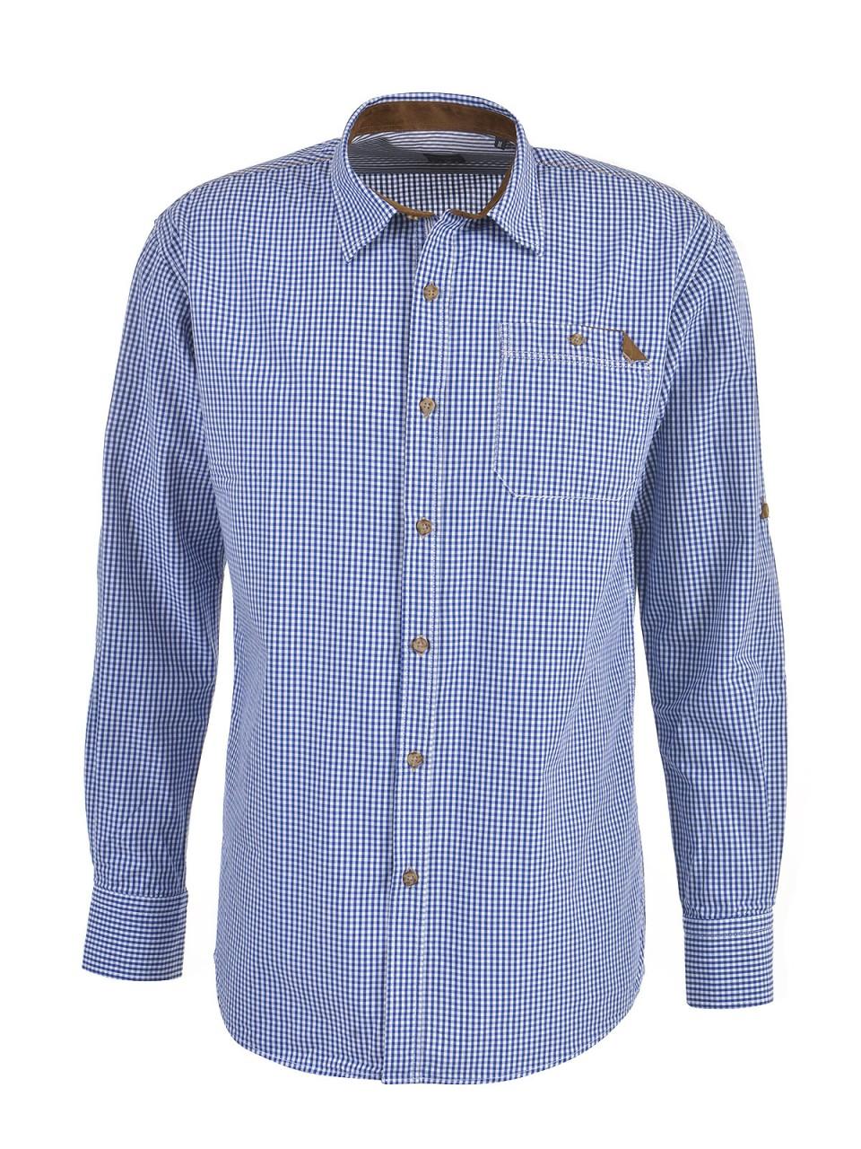 milano-italy-herren-hemd-blau-wei-szlig-, 23.98 EUR @ designermode-com-mode
