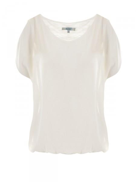 MILANO ITALY Damen T-Shirt, cremeweiß