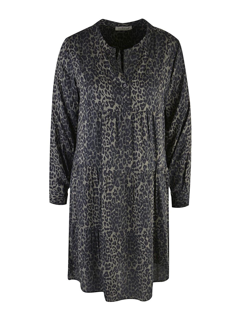 Kleider - SMITH SOUL Damen Kleid, schwarz  - Onlineshop Designermode.com