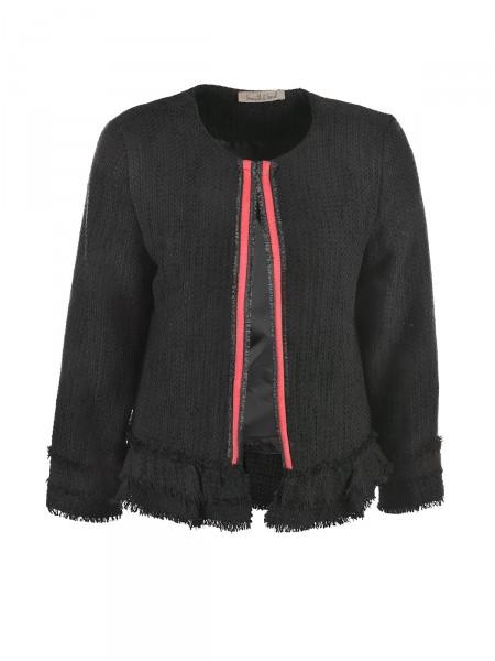 SMITH & SOUL Damen Jacke, schwarz