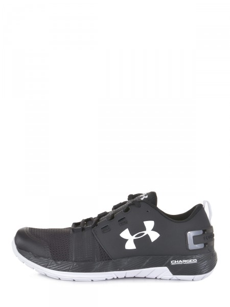 UNDER ARMOUR Sneaker, schwarz