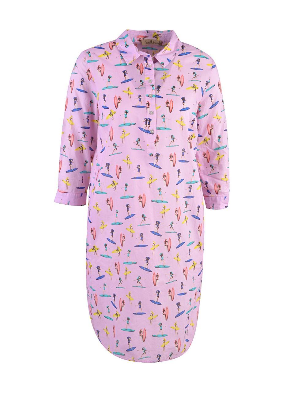 Kleider - SMITH SOUL Damen Kleid, pink  - Onlineshop Designermode.com