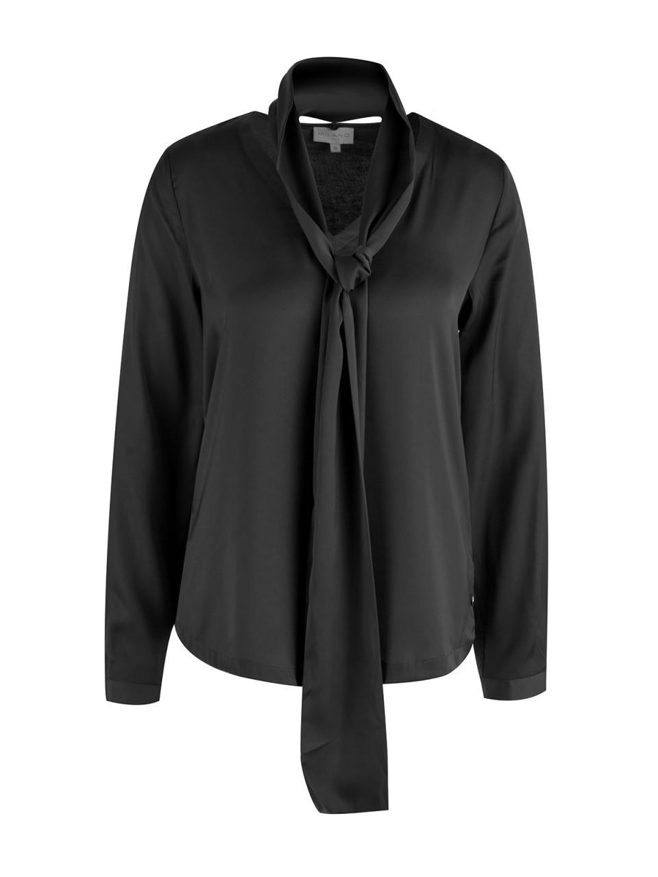 milano-italy-damen-bluse-schwarz