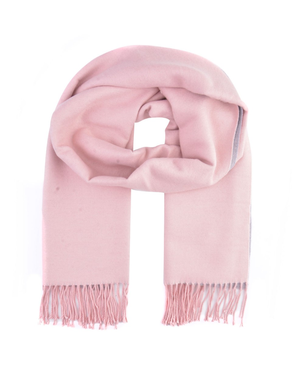 Schals - MILANO ITALY Damen Schal, rosa  - Onlineshop Designermode.com