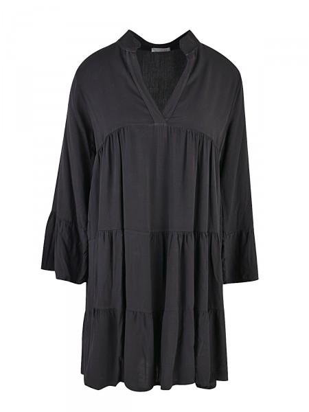 HEARTKISS Damen Kleid, schwarz