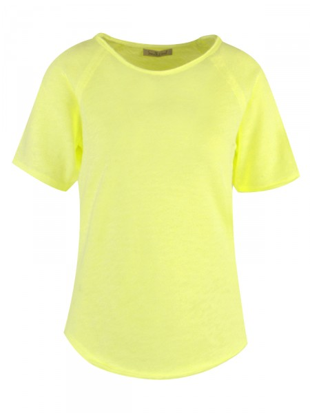 SMITH & SOUL Damen Shirt, neon gelb