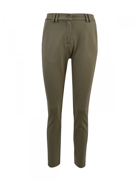 SMITH & SOUL Damen Hose, oliv