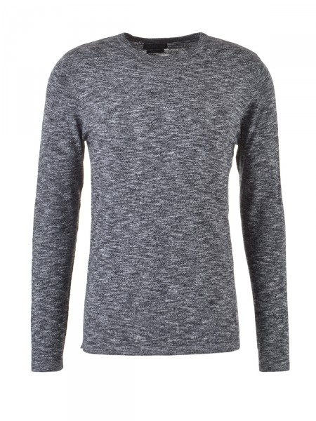 JACK & JONES Herren Pullover, anthrazit