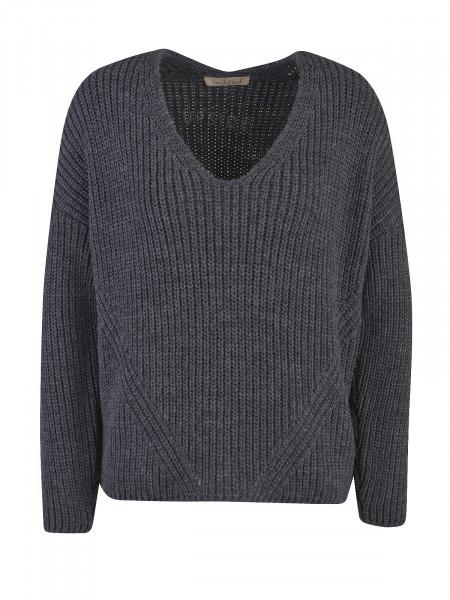 SMITH & SOUL Damen Pullover, dunkelgrau