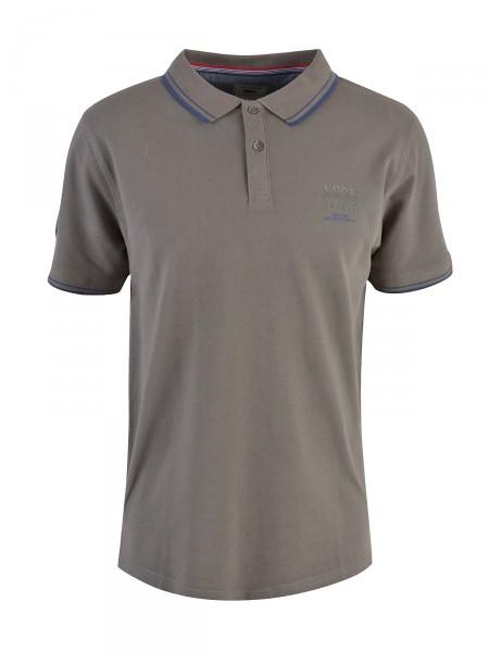 MILANO ITALY Herren Poloshirt, khaki