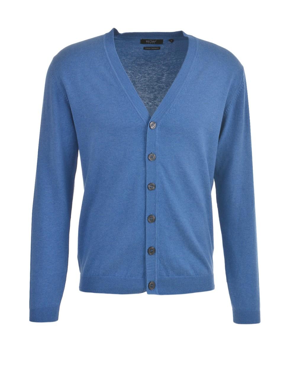 milano-italy-herren-strickjacke-blau