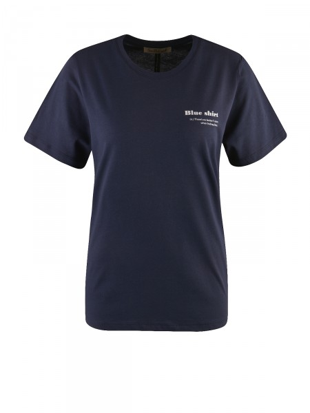 SMITH & SOUL Damen T-Shirt, navy