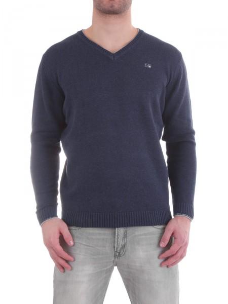 """MILANO ITALY Pullover """"72532"""", dunkelblau"""