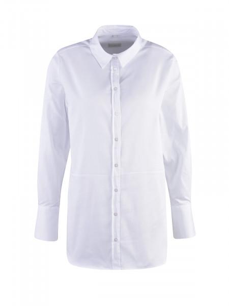 MILANO ITALY Damen Bluse, weiß