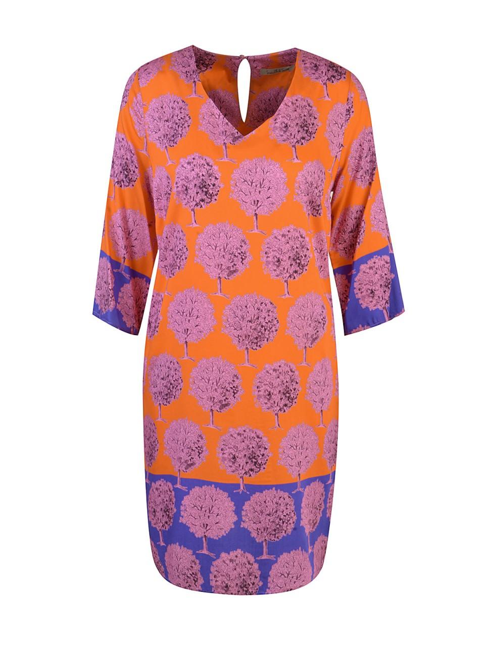 Kleider - SMITH SOUL Damen Kleid, orange  - Onlineshop Designermode.com