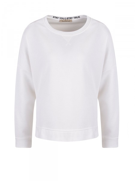 SMITH & SOUL Damen Sweatshirt, creme