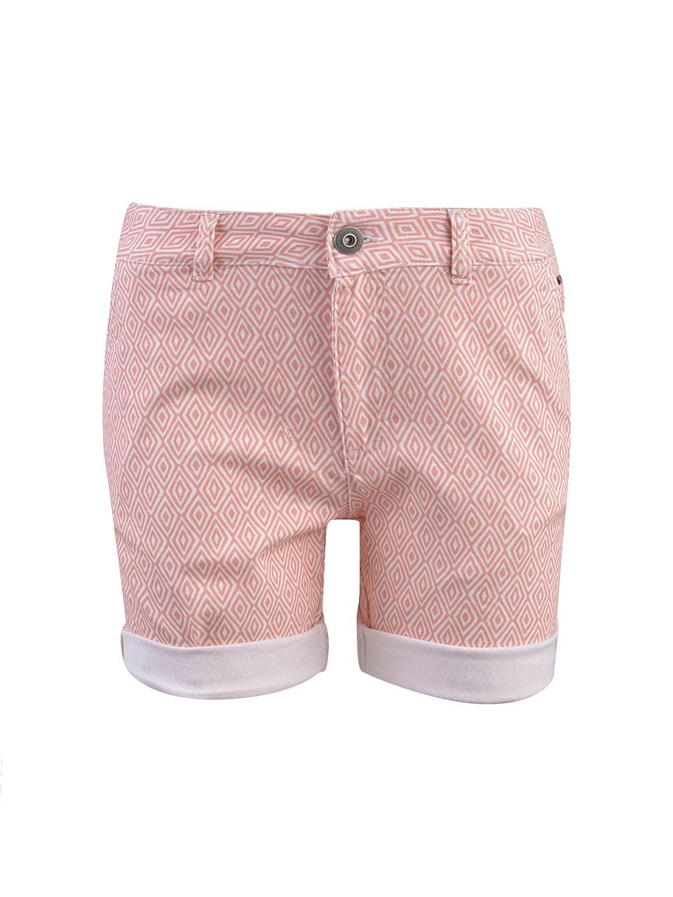 Hosen - SMITH SOUL Damen Shorts, rosa  - Onlineshop Designermode.com