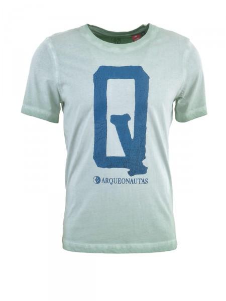 ARQUEONAUTAS Herren T-Shirt, grün
