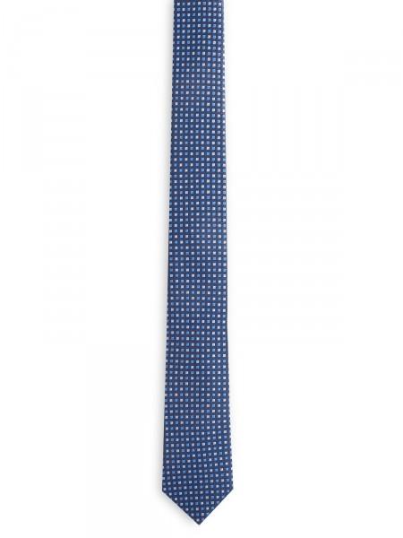 MILANO ITALY Krawatte Seide, dunkelblau