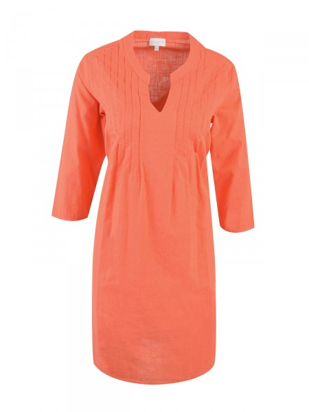 MILANO ITALY Damen Kleid, orange