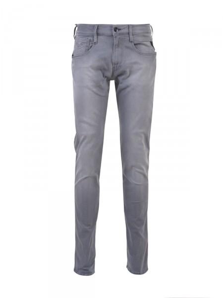 REPLAY Herren Jeans, grau