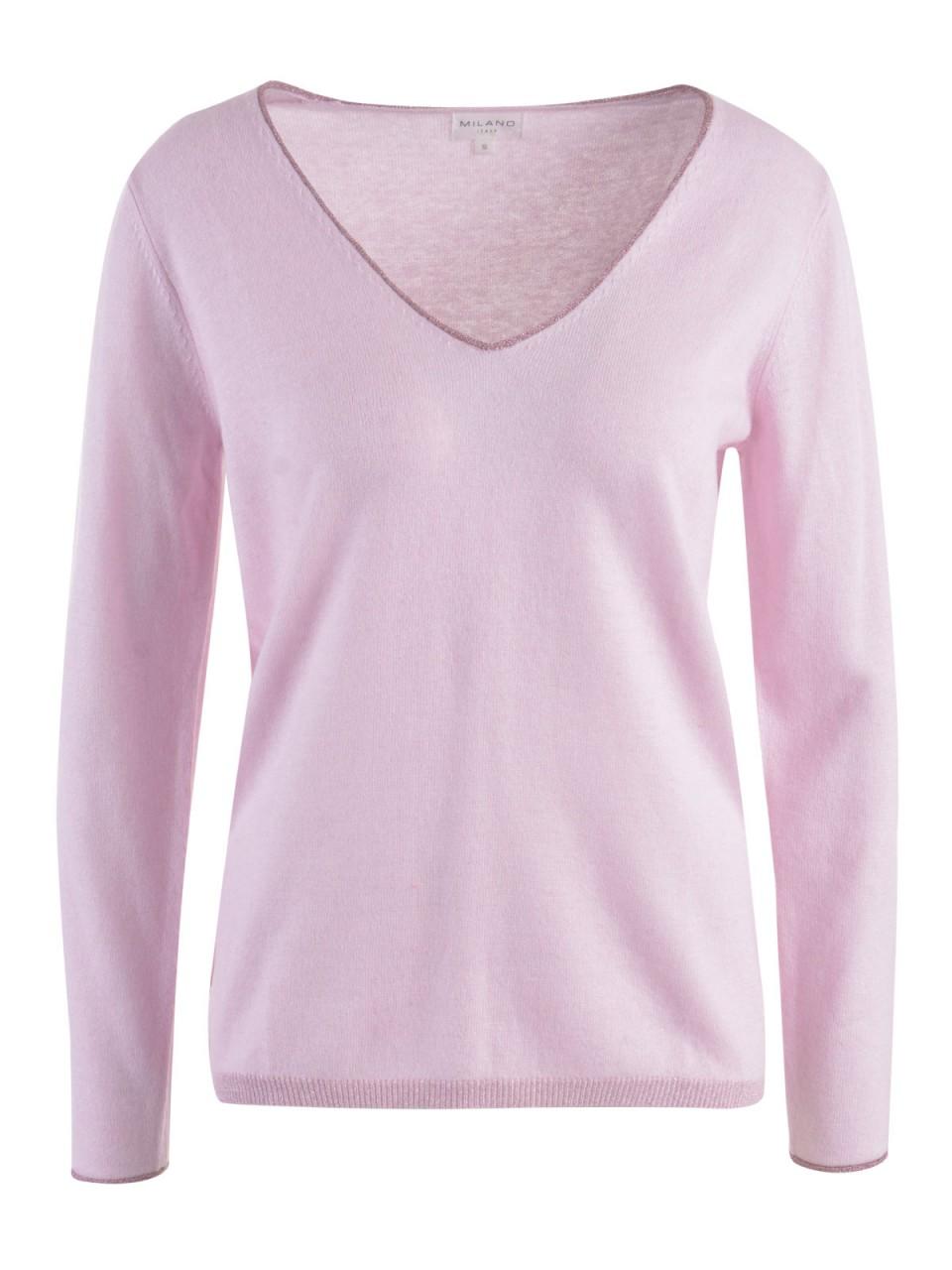 milano-italy-damen-pullover-rosa