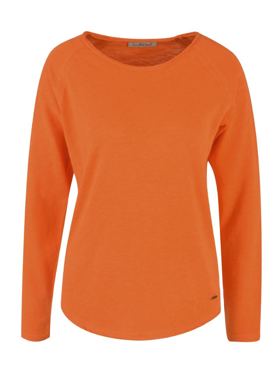 Oberteile - SMITH SOUL Damen Shirt, orange  - Onlineshop Designermode.com