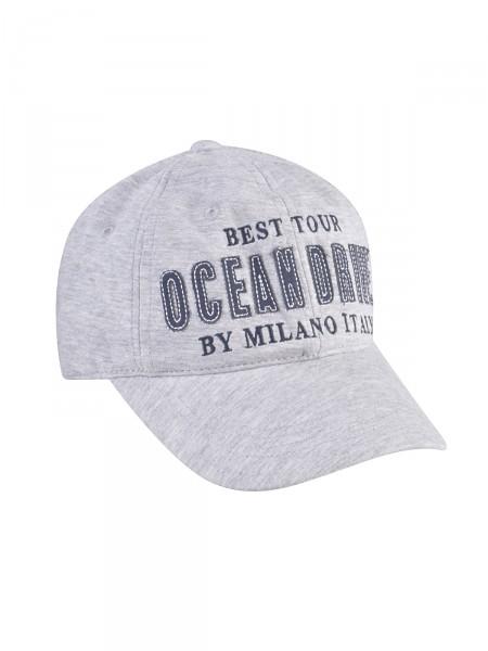 MILANO ITALY Kappe, grau