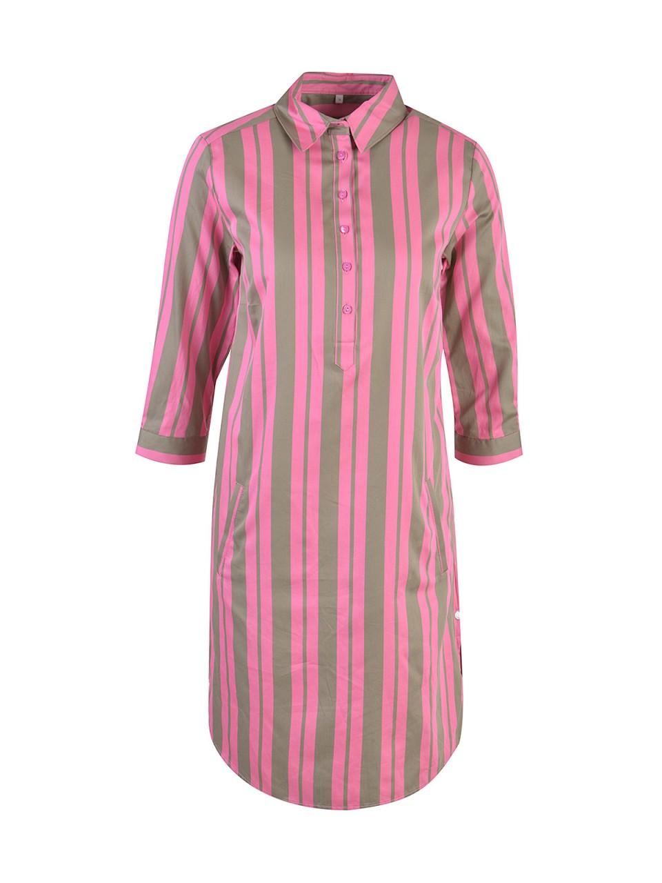 Kleider - MILANO ITALY Damen Kleid, grün  - Onlineshop Designermode.com