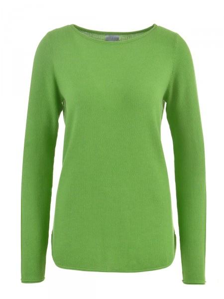 MILANO ITALY Damen Pullover, hellgrün