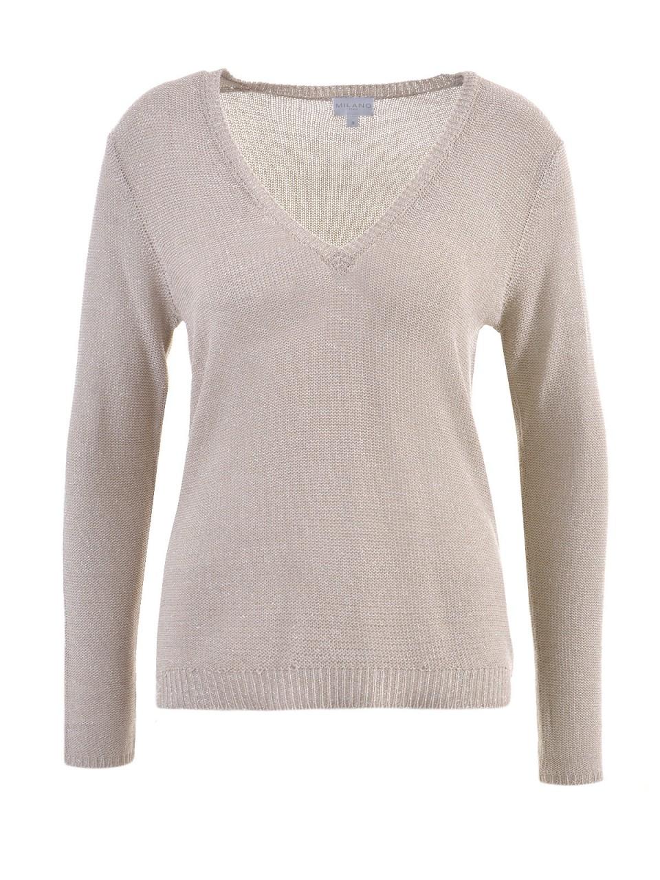 milano-italy-damen-pullover-beige
