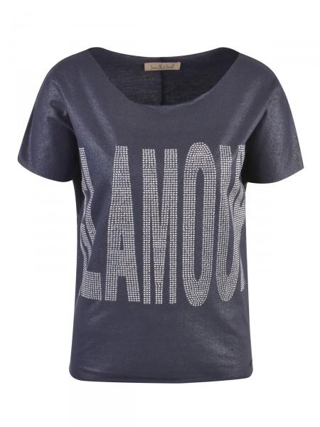 SMITH & SOUL Damen T-Shirt, marine