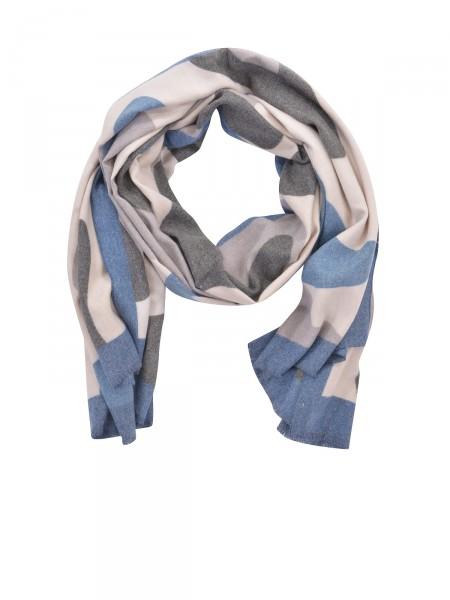 MILANO ITALY Damen Schal, blau