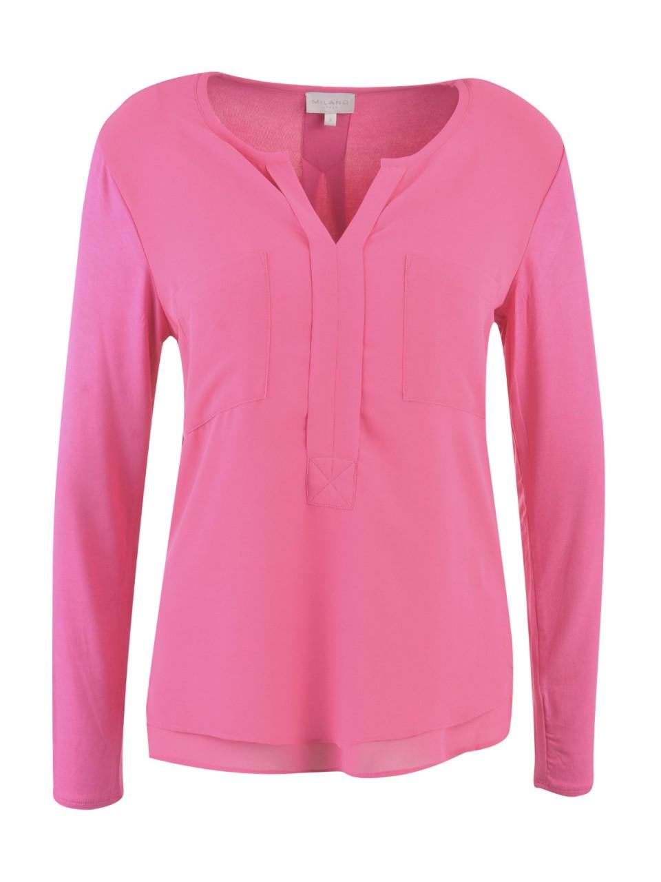 milano-italy-damen-bluse-pink