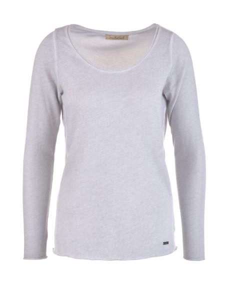 SMITH & SOUL Damen Pullover, grau