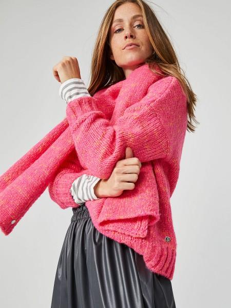 SMITH & SOUL Damen Strickpullover, pink