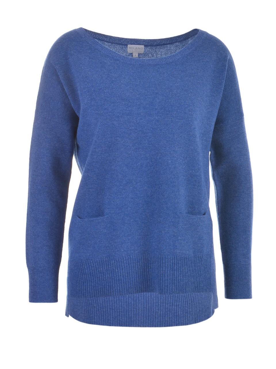 milano-italy-damen-pullover-dunkelblau
