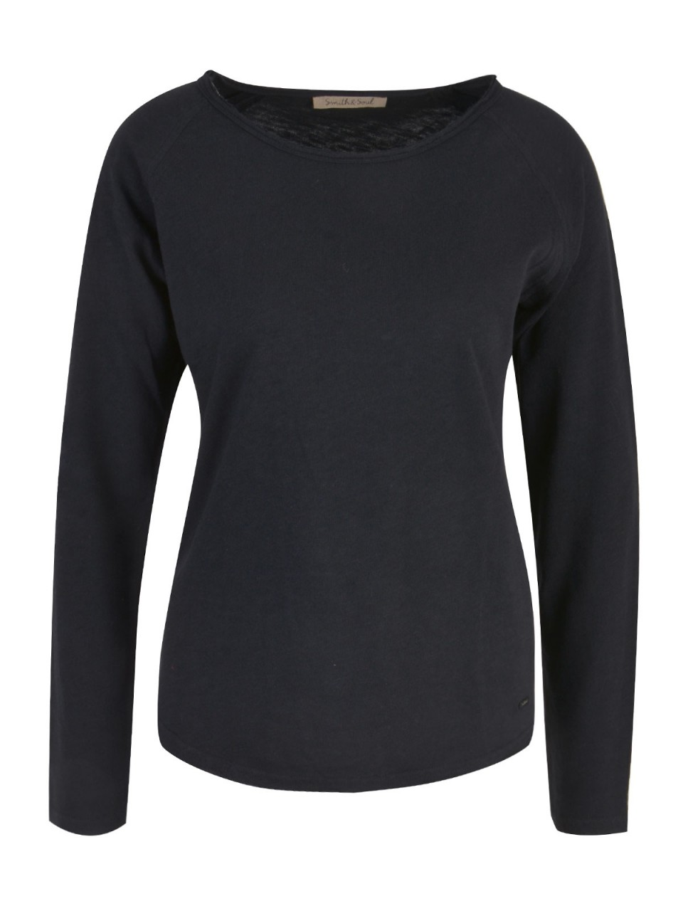 Oberteile - SMITH SOUL Damen Shirt, schwarz  - Onlineshop Designermode.com