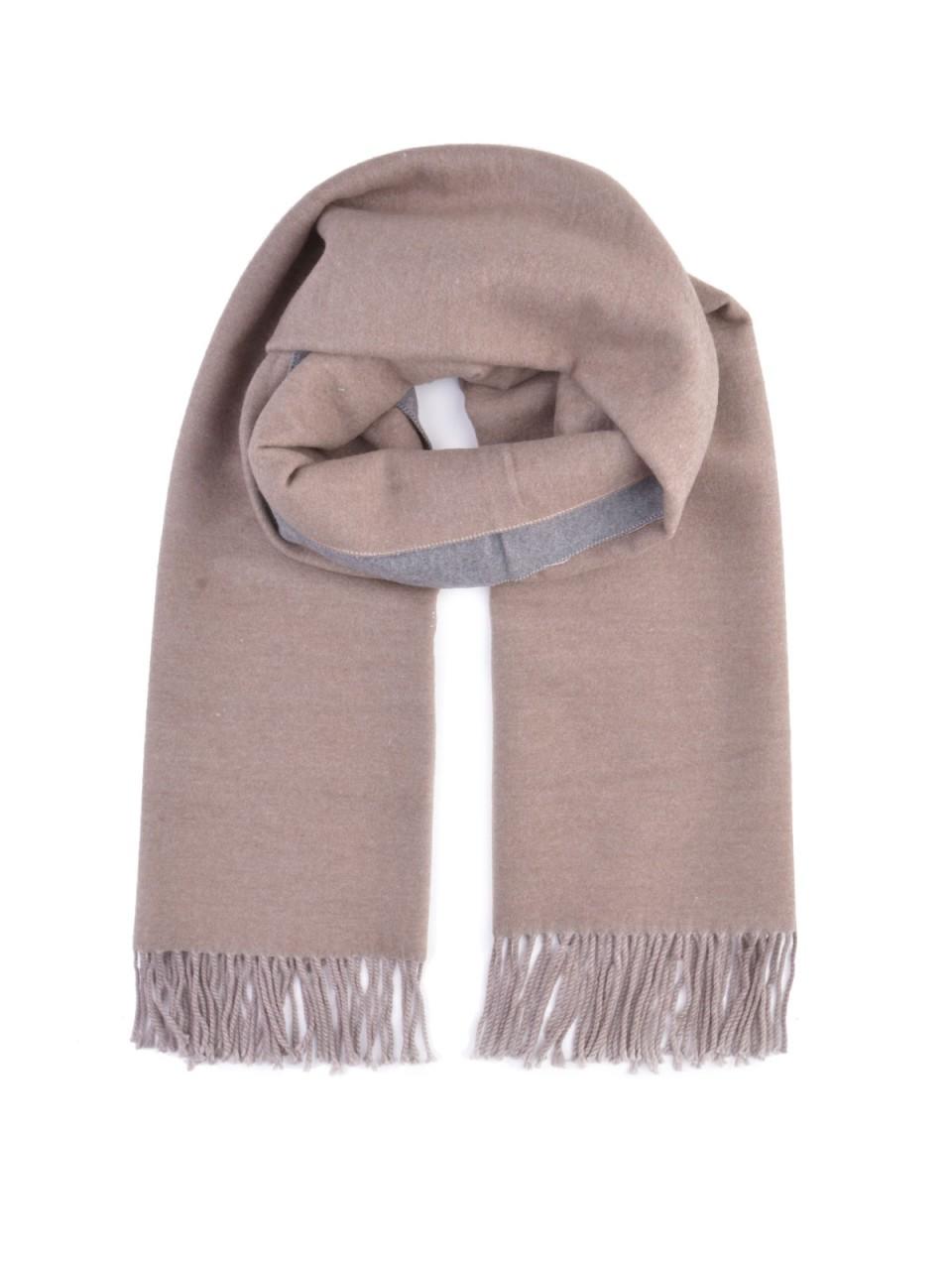 Schals - MILANO ITALY Damen Schal, braun  - Onlineshop Designermode.com
