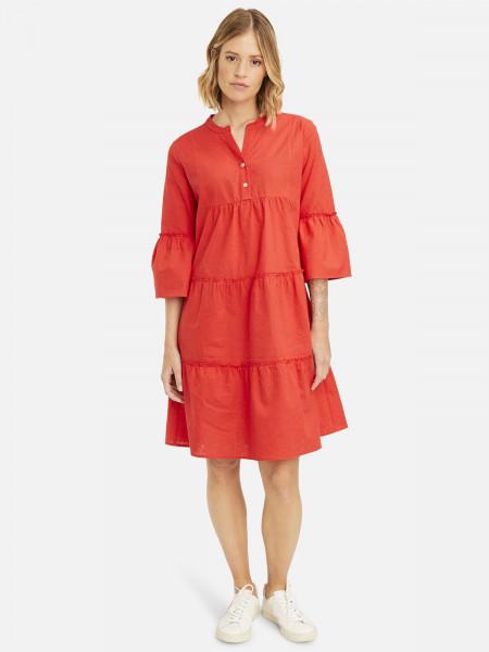 SMITH & SOUL Damen Kleid, rot